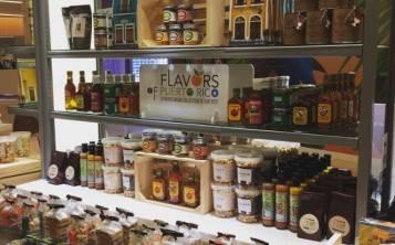 Puerto Rico Gourmet Products ha plantado bandera en el Mall of San Juan con una carreta localizada en el primer nivel del centro comercial.
