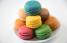 Le Macaron French Pastries tiene más de 15 sabores disponibles. (Foto: Xavier García / Especial para GFR Media)