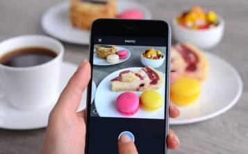Restaurantes redes sociales