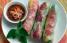 """Summer Roll"" de Vietnamese Cuisine & Deli. (Suministrada)"