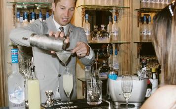 """Joe McCanta, creador de """"Le Fizz"""", compartió con SAL! la historia detrás de este trago."""