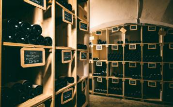 La botella estaba almacenada en el Hotel Waldhaus, en Suiza. (Foto: Hotel Waldhaus)