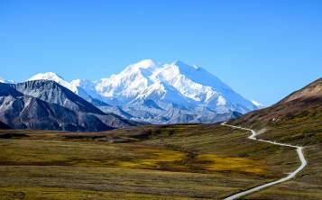 El Denali Park, que está celebrando su centenario en este 2017, originalmente fue llamado Mount McKinley National Park.