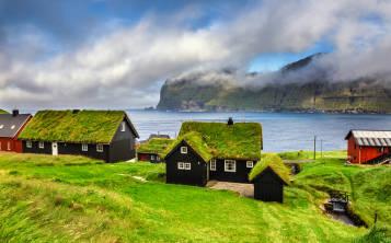 Es común ver grama en los techos de sus casas, pues son fanáticos de la sustentabilidad: 50% de la energía es de fuentes renovables.