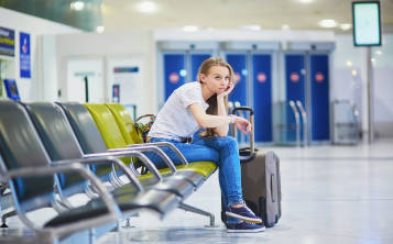 En estos días contacte de inmediato a su aerolínea, línea de crucero u hotel que usaría durante las vacaciones.