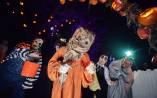 Trick 'r Treat Scare Zone en Universal Studios.