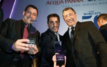 """""""El Celler de Can Roca"""" se coronó como el número uno en la lista de los Mejores 50 Restaurantes del Mundo. (Foto: AP / Archivo)"""
