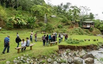 El Bosque Escuela La Olimpia invita al público en general a recorrerlo y nutrirse de esa experiencia a la que diariamente se unen decenas de personas. (Suministrada)