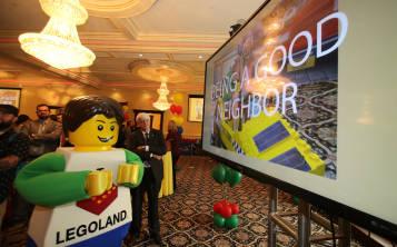El Legoland Hotel contará con 250 habitaciones temáticas, y estará abierto todo el año. [Foto: Suministrada]