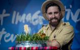 "El argentino Rodrigo Pascual Tubert fue el ganador de la competencia final regional de ""Bombay Sapphire Most Imaginative Bartender"". (Suministrada)"