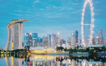 Singapur. (Shutterstock)