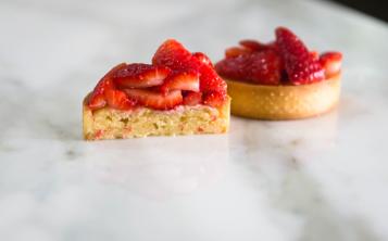 Las tartas de frutas frescas son muy solicitadas por los clientes. (Foto: Suministrada)