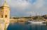 Los encantos de La Valeta atraen hoy una marea constante de turistas. (Suministrada)