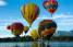 Paseo en globos de aire caliente en Pottstown o Glenmoore, cerca de Reading. (Suministrada)