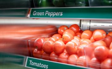 Subway ofrece tomate, pepinillo y pimientos verdes de Puerto Rico en sus restaurantes. (Suministrada)