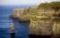 Una impresionante vista de los acantilados Moher en la costa oeste de Irlanda. (Suministrada)