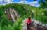 En este parque se puede practicar senderismo. (Oficina de Turismo de Croacia)
