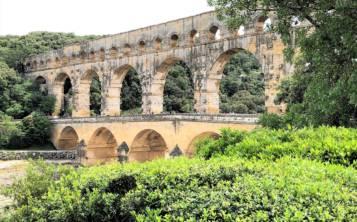 En la construcción de este acueducto, de 50 kilómetros de largo, trabajaron más de 1,000 personas en el siglo I. (Gregorio Mayí)