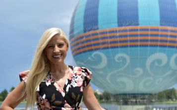 La puertorriqueña Emille Crawford forma parte del Panel de Madres de Disney.