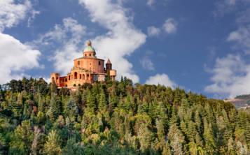 El Santuario di San Luca es una de las iglesias destinadas al culto de María más importante de Italia. (Shutterstock.com)
