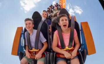 Tigris, nueva atracción en Busch Gardens, en Tampa, Florida, que abrirá el segundo trimestre del 2019.