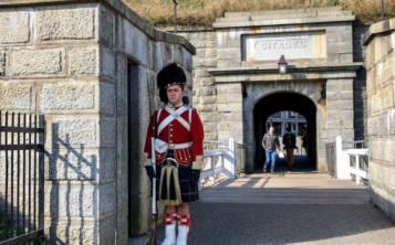 El Citadel, un antiguo fuerte que es un Sitio Histórico Nacional, está ubicado en una colina, desde donde verás la ciudad. (Gregorio Mayí / Especial para GFR Media)
