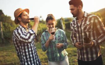 Cada vez está más de moda visitar bodegas y viñedos. (Suministrada)