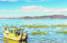 Bolivia se encamina a desarrollar profesionales en arqueología subacuática para atender el yacimiento en el Lago Titicaca. (EFE)