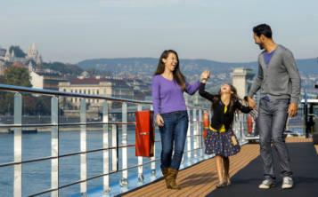 Adventures by Disney hizo una alianza con Amawaterways para ofrecer viajes los ríos Rín y Danubio, en Europa. (Suministrada)